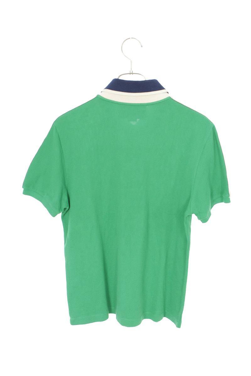 シェリーライン鹿の子半袖ポロシャツ