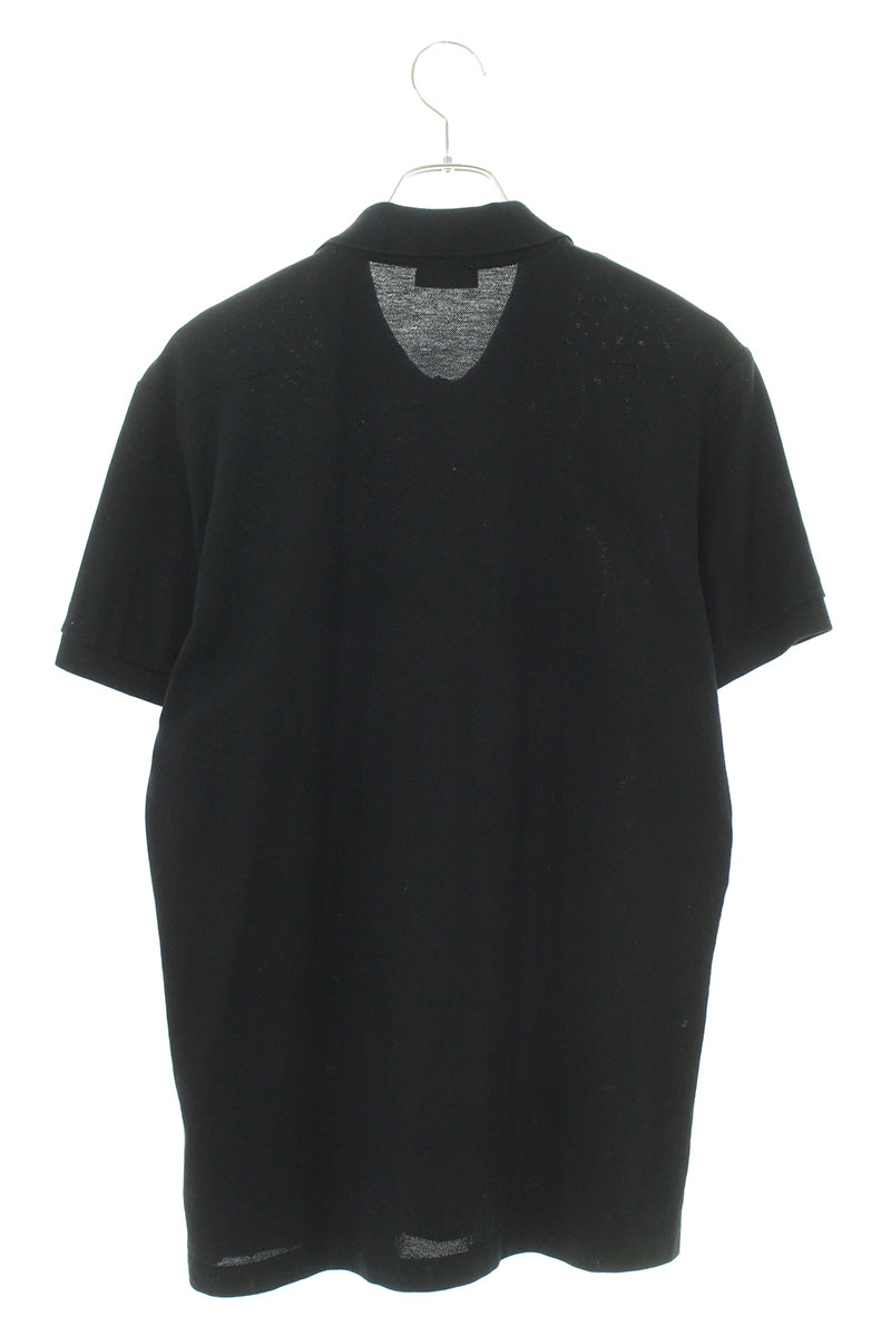 BEEパッチ付半袖ポロシャツ