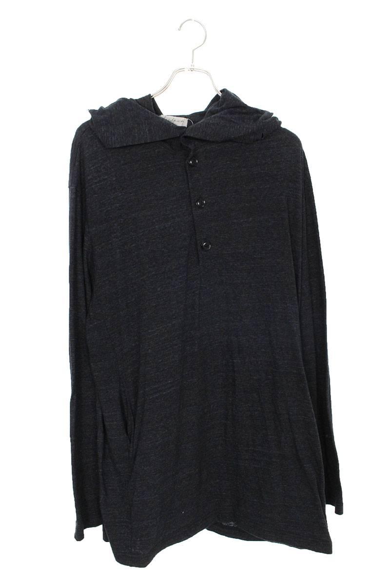 タートルオーバーサイズ長袖カットソー