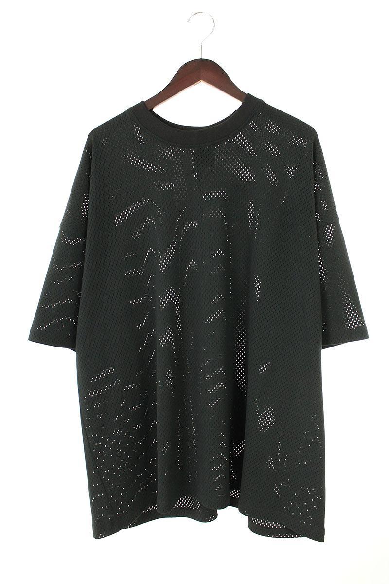 メッシュオーバーサイズTシャツ