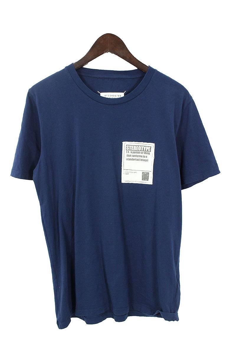 STEREO TYPEパッチTシャツ