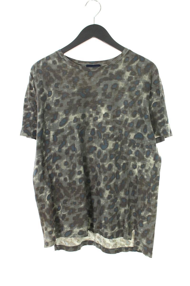 レオパード総柄Tシャツ