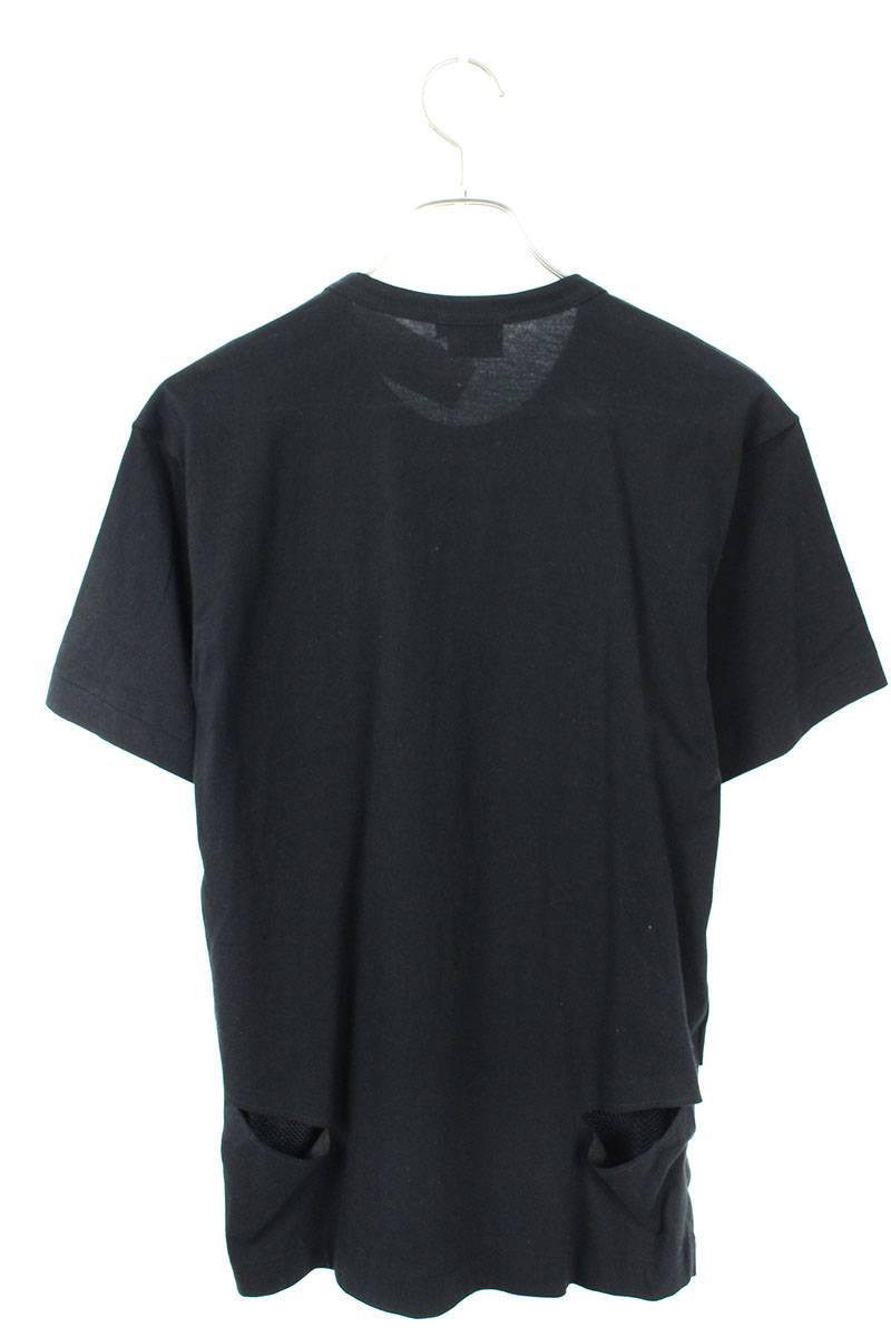 AD2015メッシュ切替Tシャツ