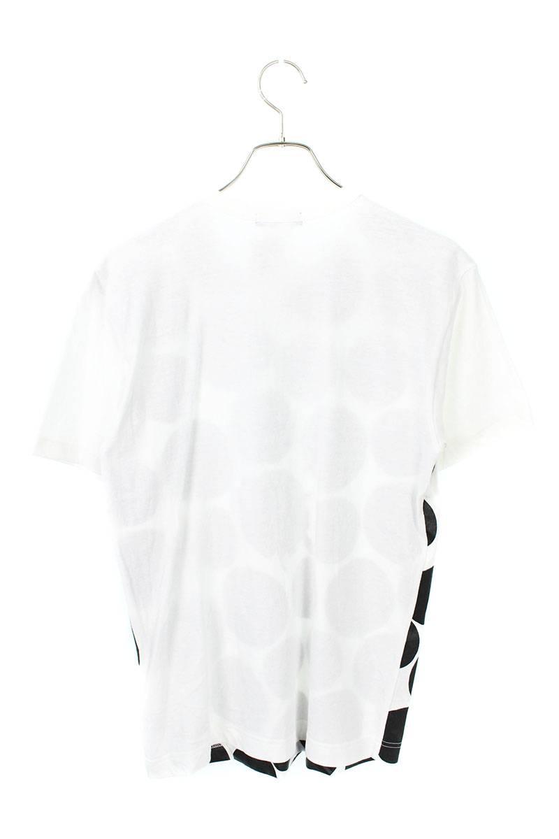 AD2012ドットプリントTシャツ