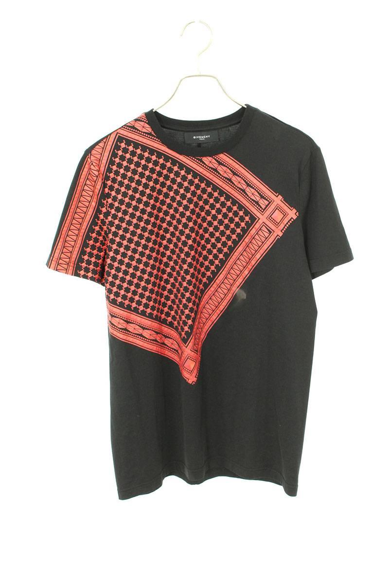 スタッズプリントTシャツ