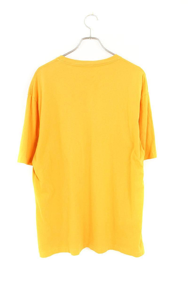フロントロゴプリントTシャツ