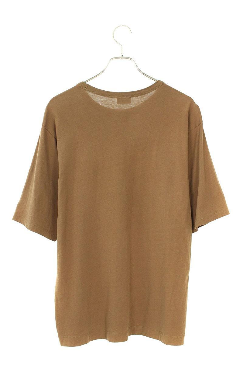 ローズプリントTシャツ