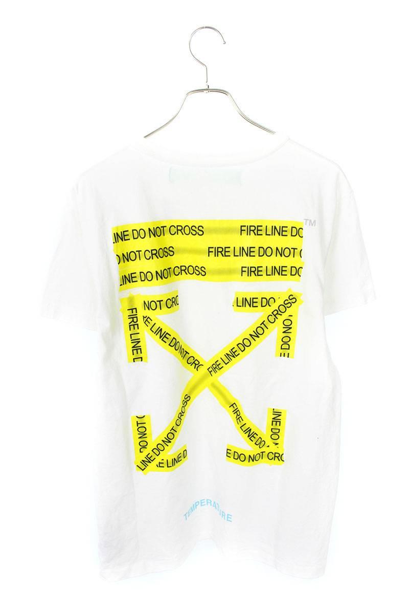 ファイヤーテープTシャツ