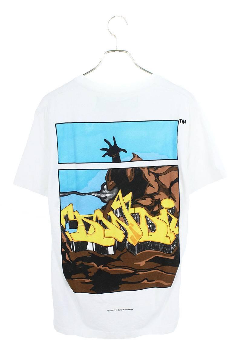 デーモンプリントTシャツ