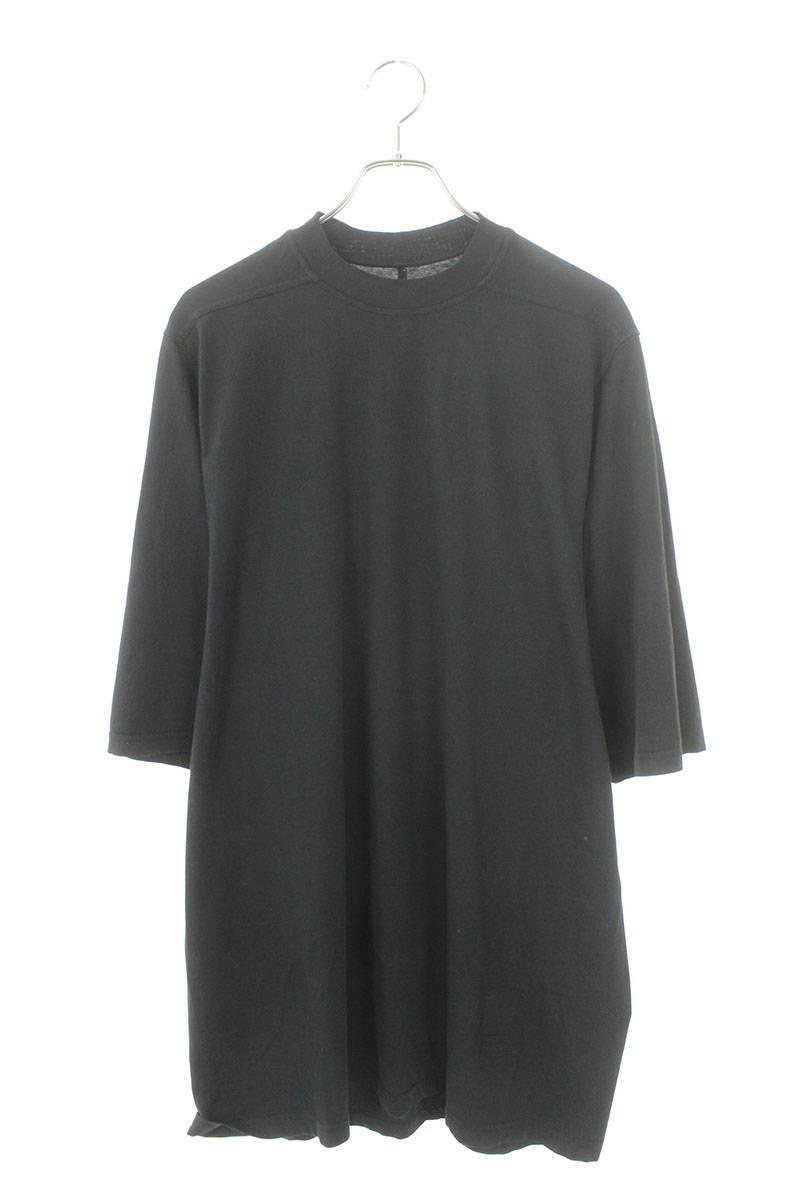 モックネックビッグシルエットTシャツ