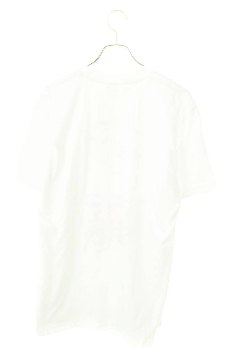 グラフィックボックスロゴTシャツ