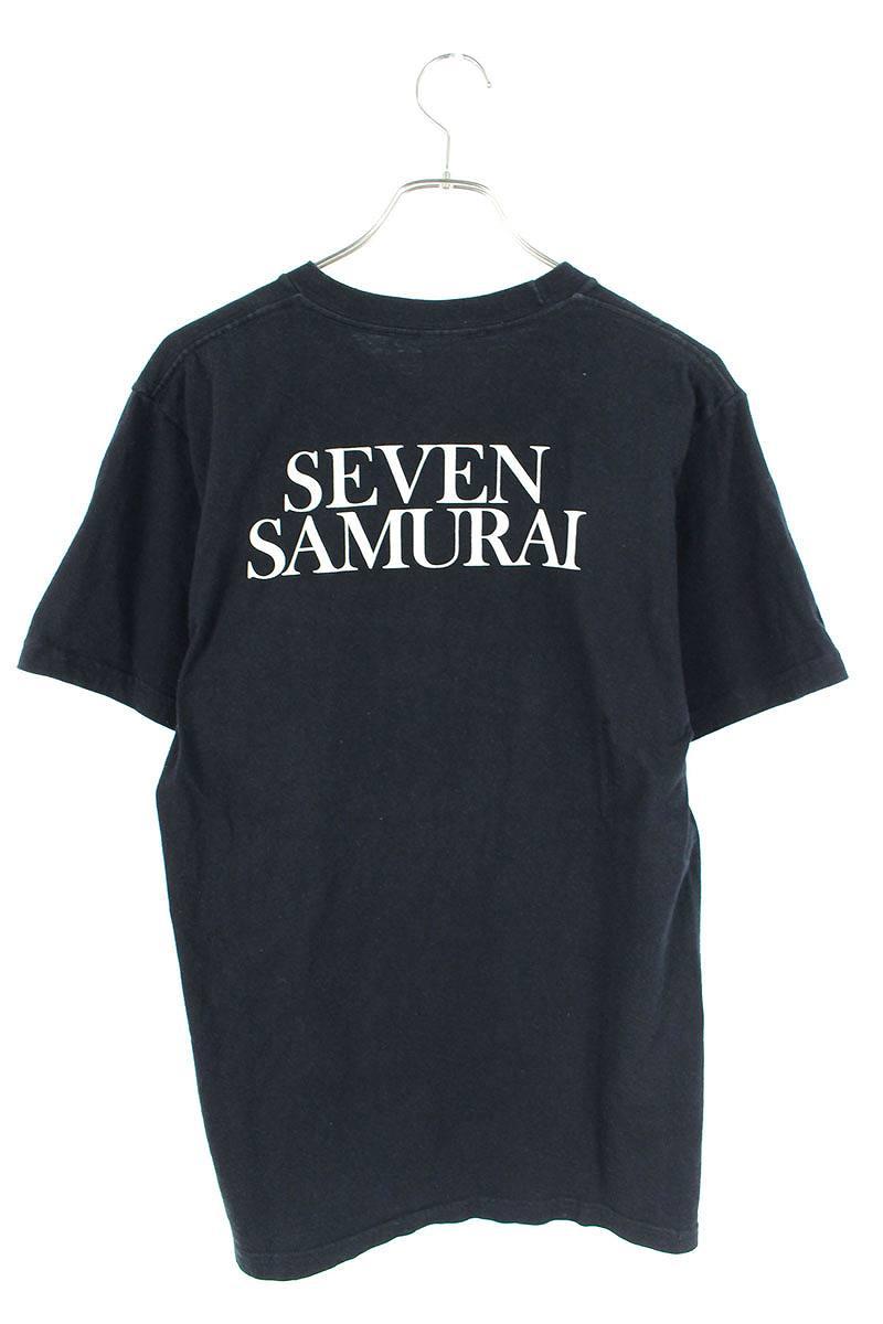 セブンサムライプリントTシャツ