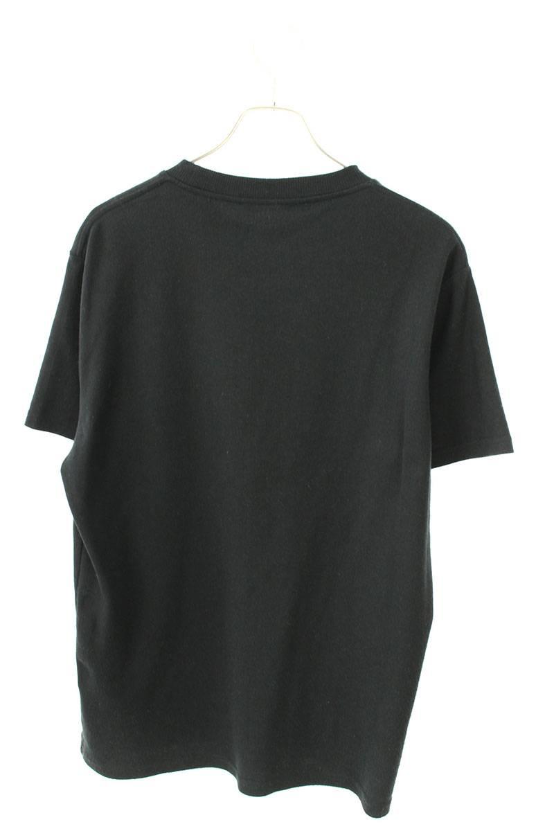 VisualフロントロゴTシャツ