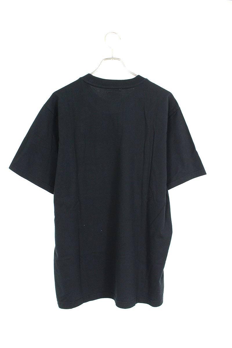 メッシュボックスロゴポケットTシャツ