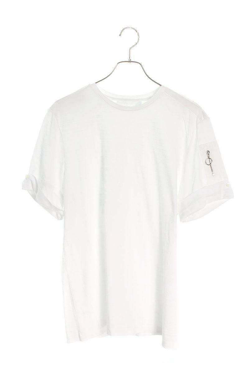 エポーレットデザインTシャツ