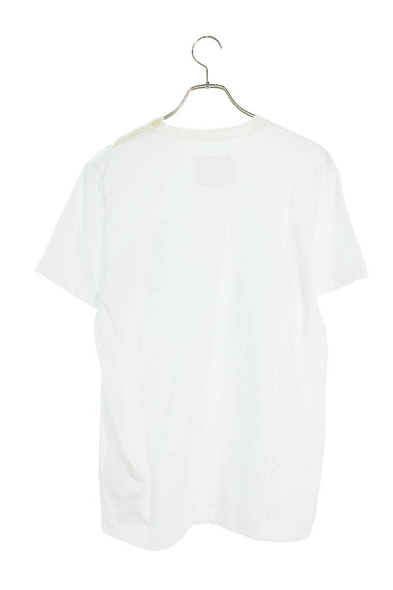 襟切替Tシャツ