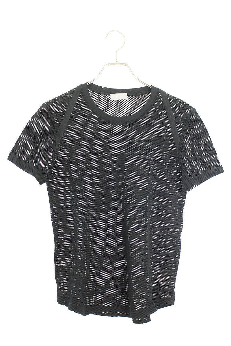strip期 BEE刺繍メッシュTシャツ