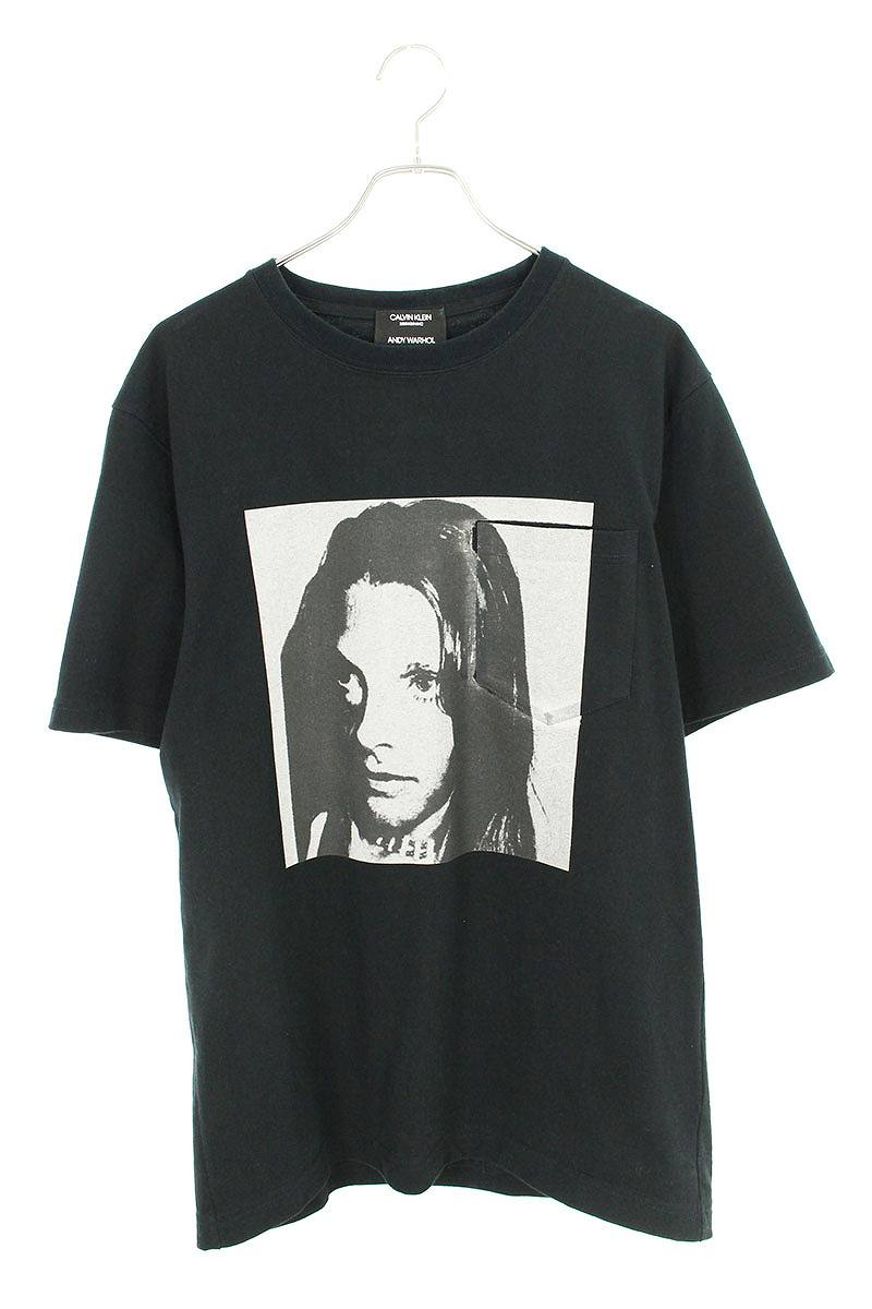 ANDY WARHOLプリントTシャツ