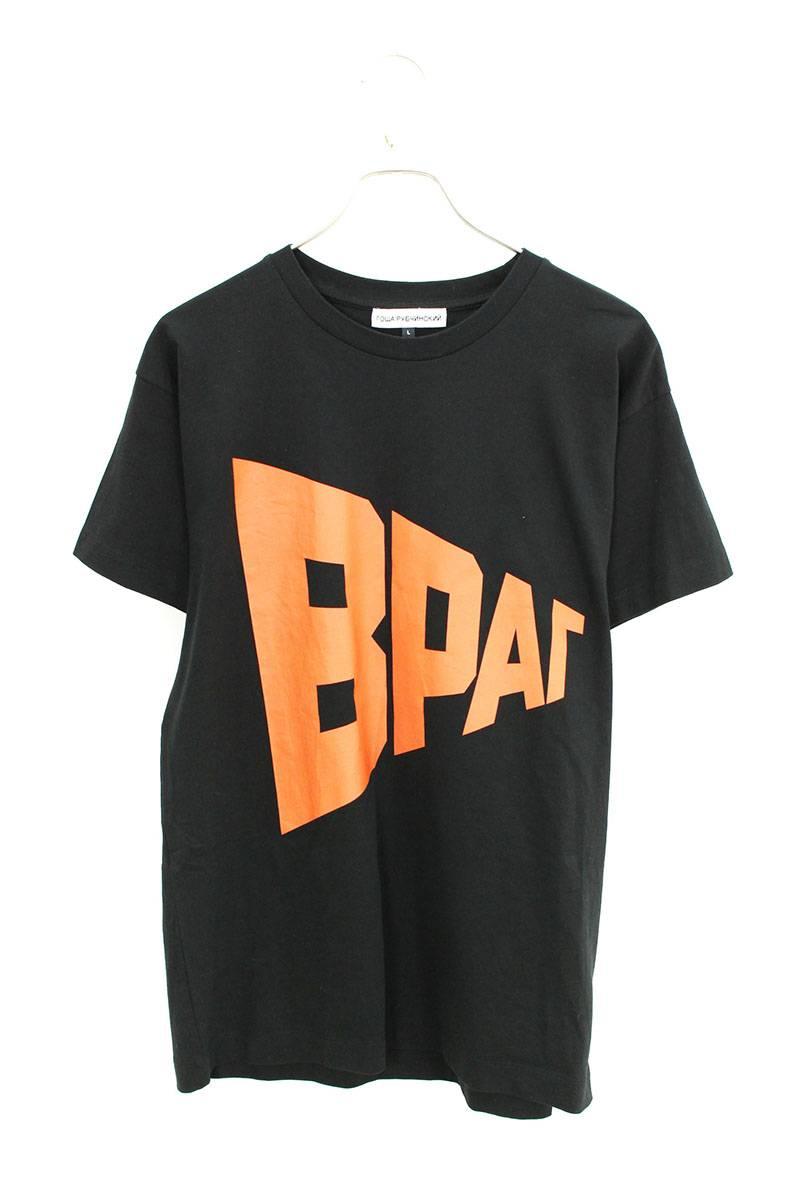 フォントプリントTシャツ
