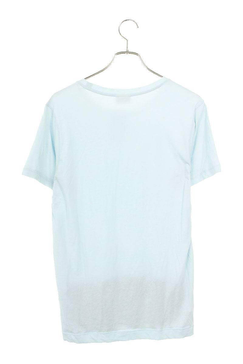 裾切替Tシャツ