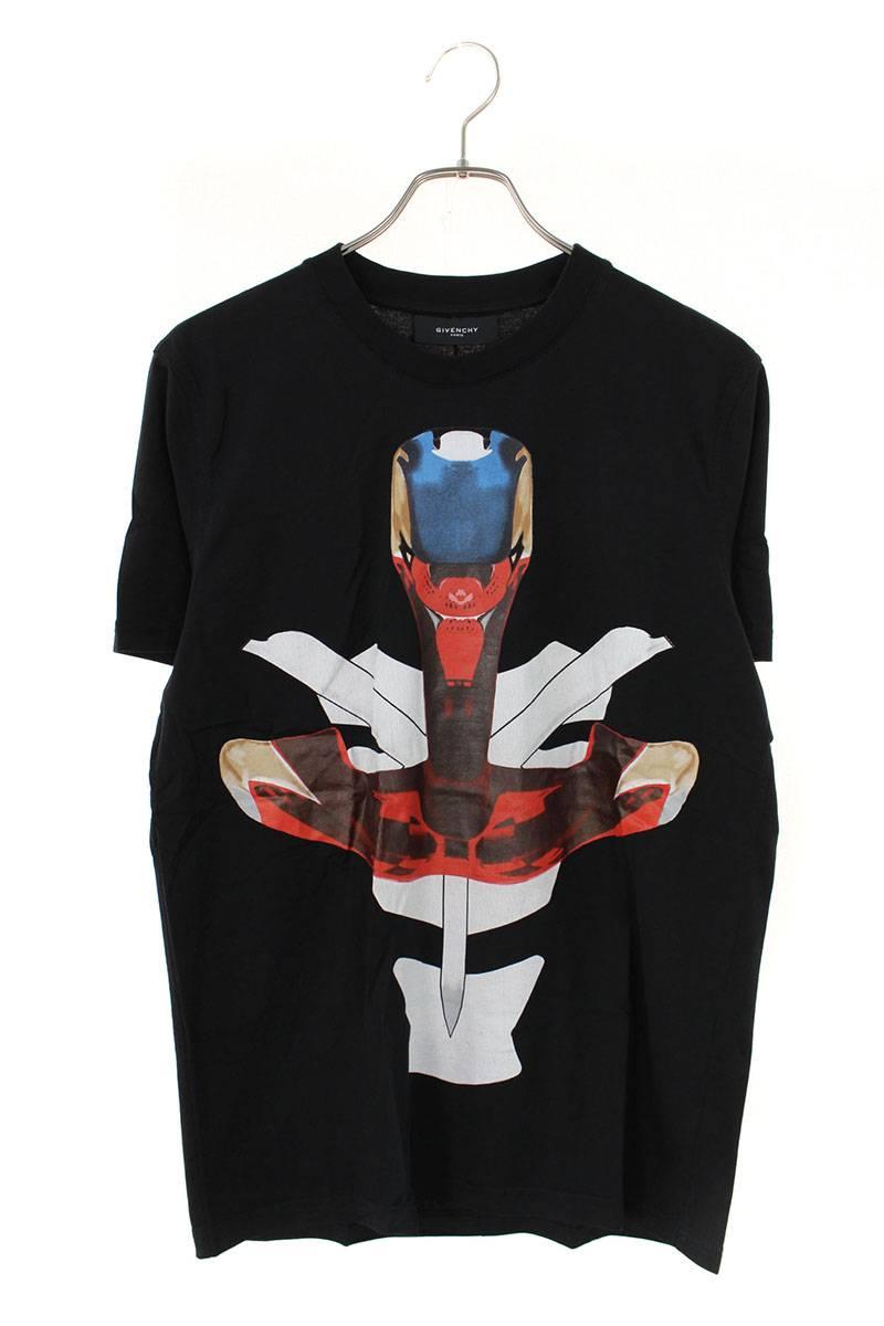 ロボットプリントTシャツ