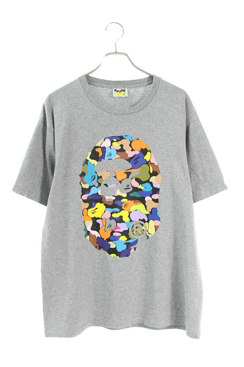 ビッグヘッドマルチカモTシャツ