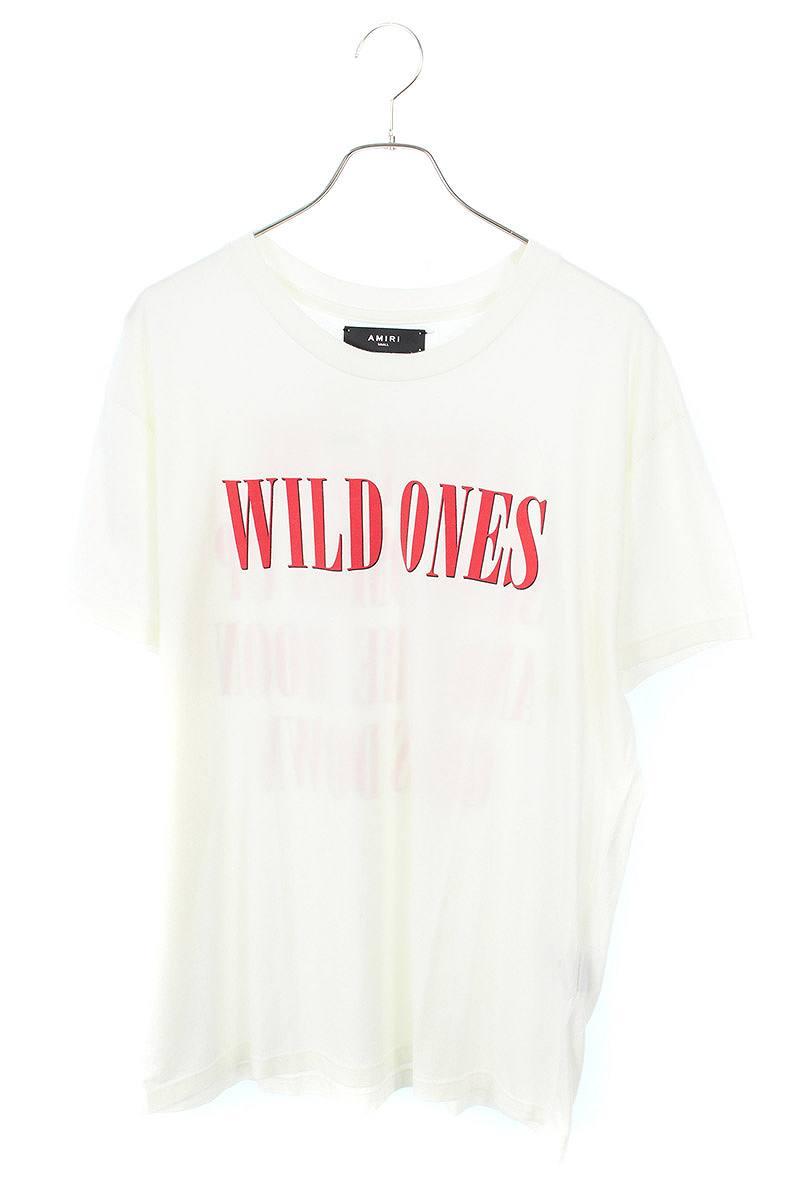 WILD ONEプリントTシャツ