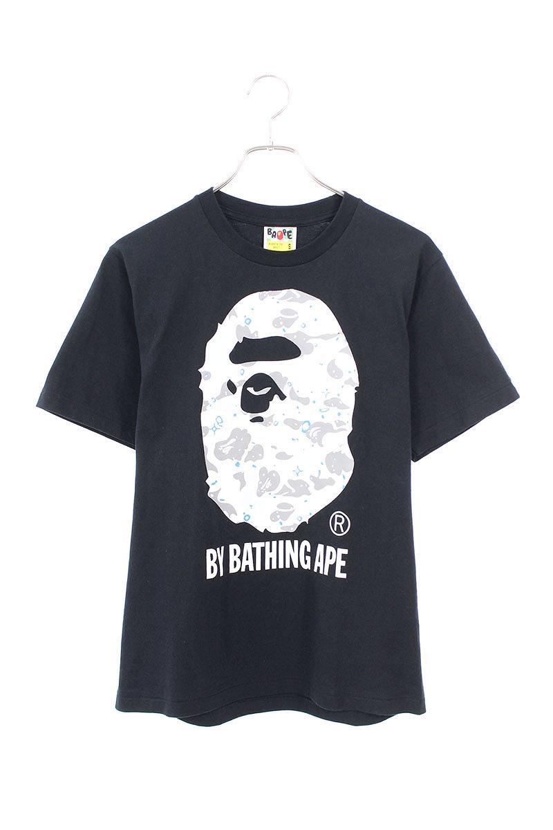 スノーカモサルプリントTシャツ