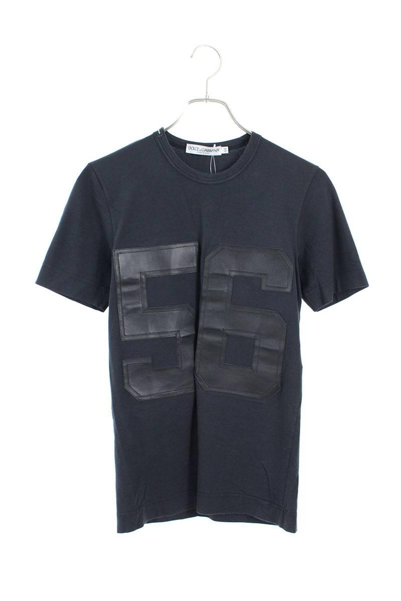 ナンバリングプリントTシャツ