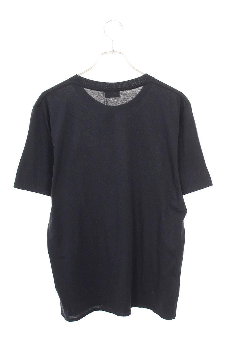 ネックロゴ刺繍Tシャツ