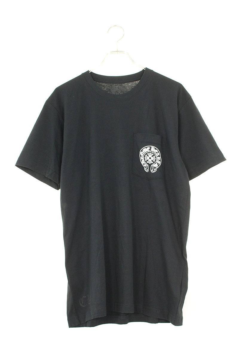 マリブ限定バックロゴプリント胸ポケットTシャツ
