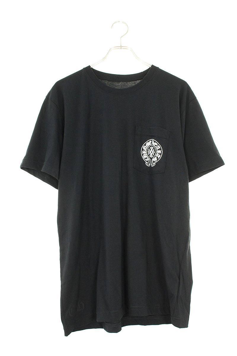 ロサンゼルス限定バックロゴプリント胸ポケットTシャツ