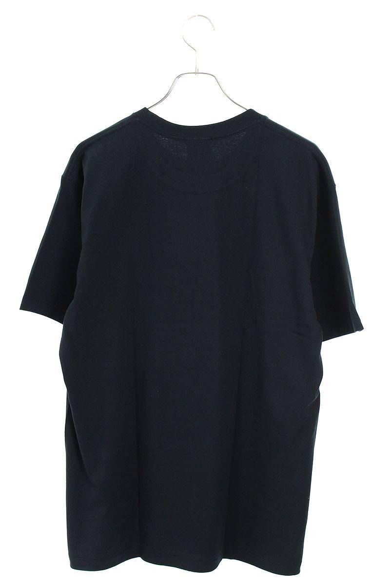 マルチカラーサルプリイントTシャツ