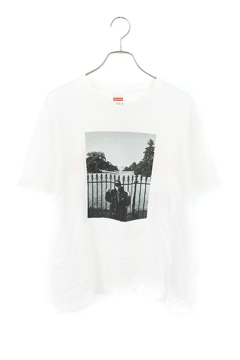 パブリックエネミーホワイトハウスTシャツ