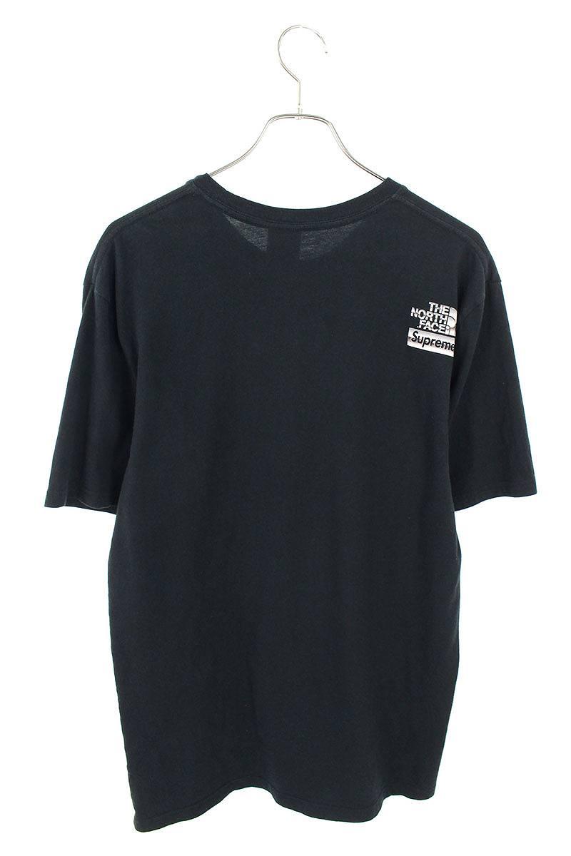 メタッリクロゴプリントTシャツ
