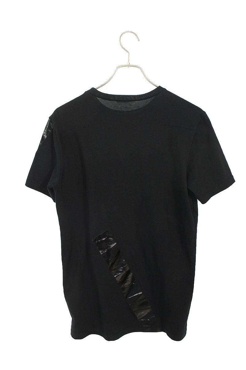 パネルテープデザインTシャツ