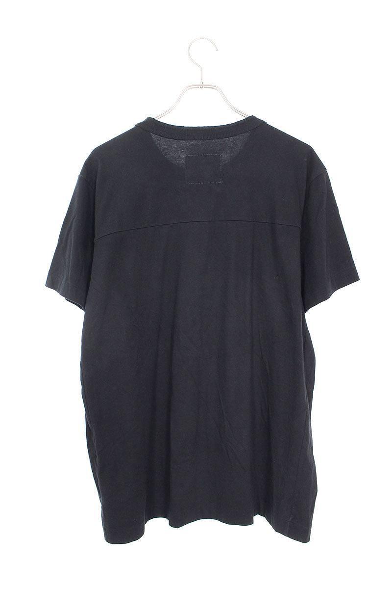 コットン胸ポケットTシャツ