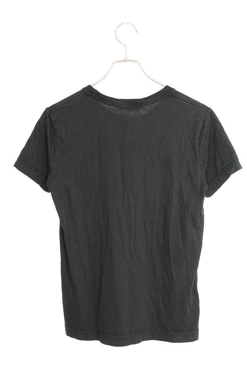 目隠しベアTシャツ