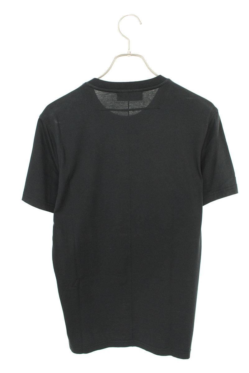 アメリカンフラッグスターレザーパッチTシャツ