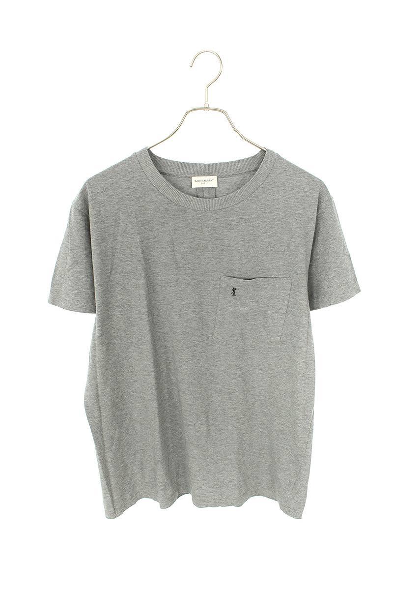 カサンドラロゴ胸ポケットTシャツ