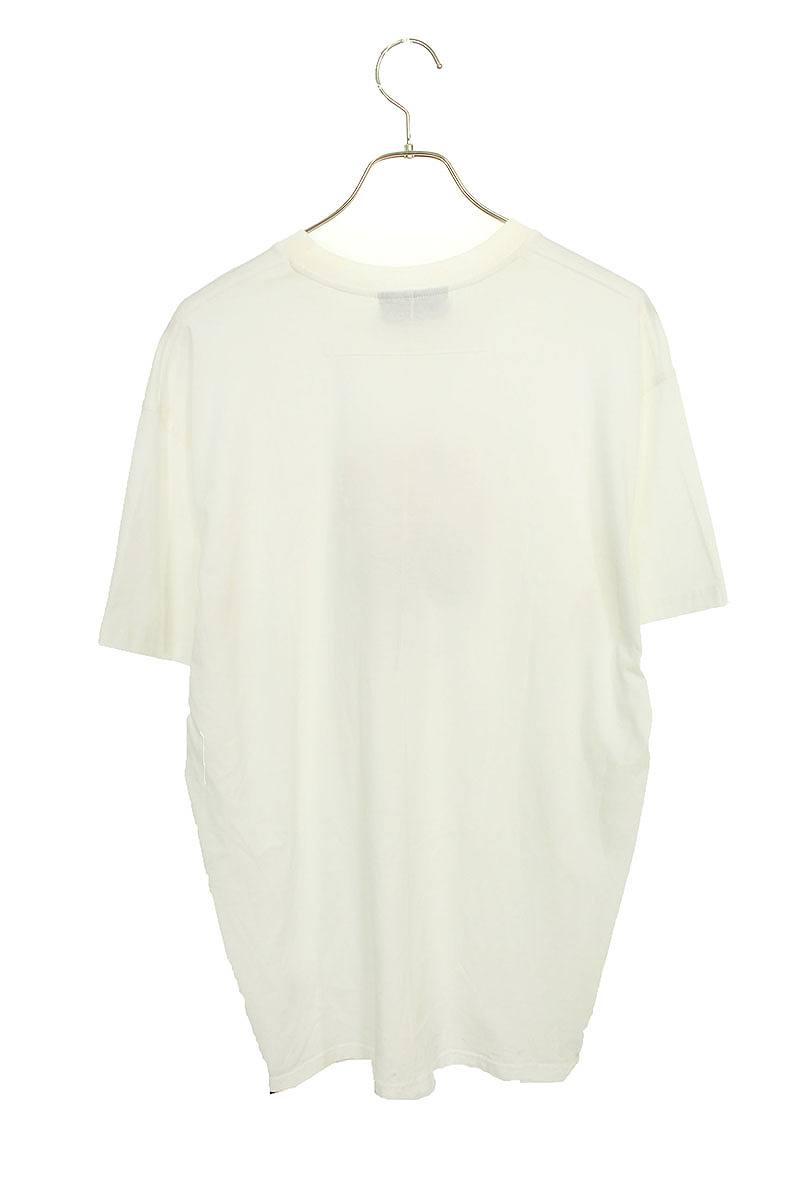 スカルプリントオーバーサイズTシャツ