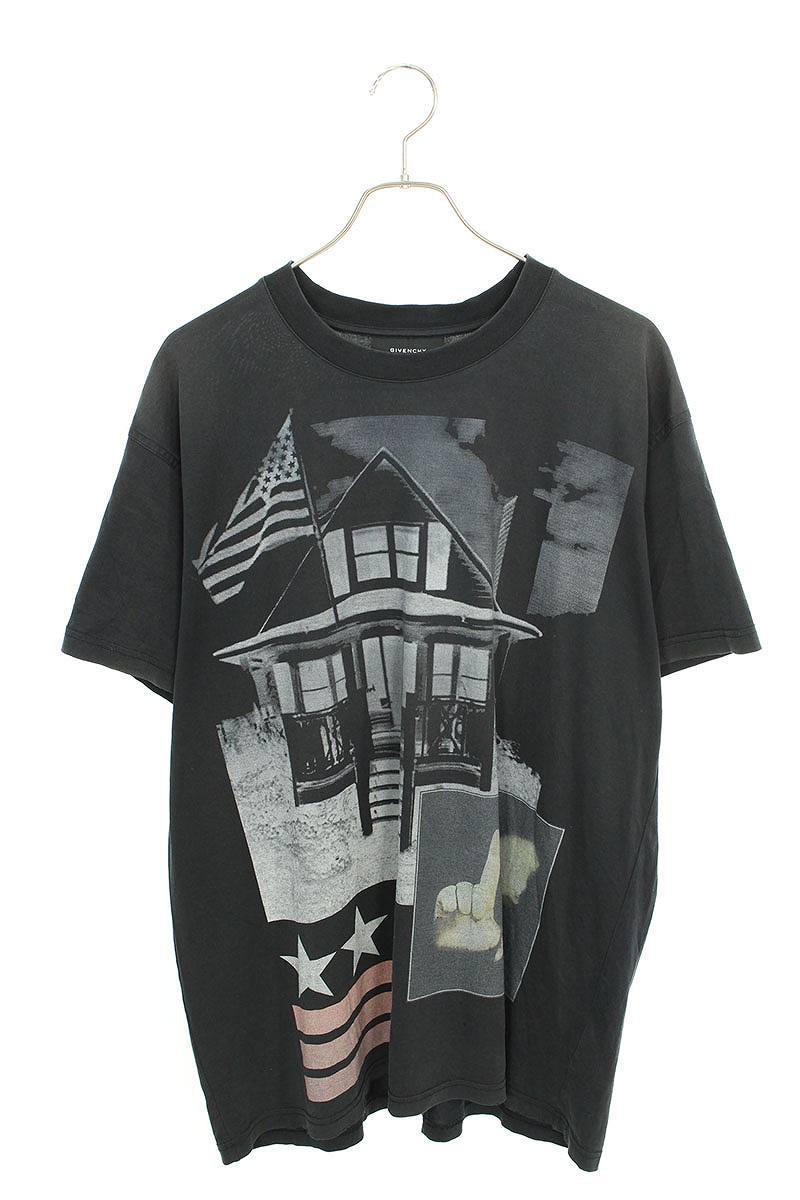 アメリカンホワイトハウスプリントTシャツ