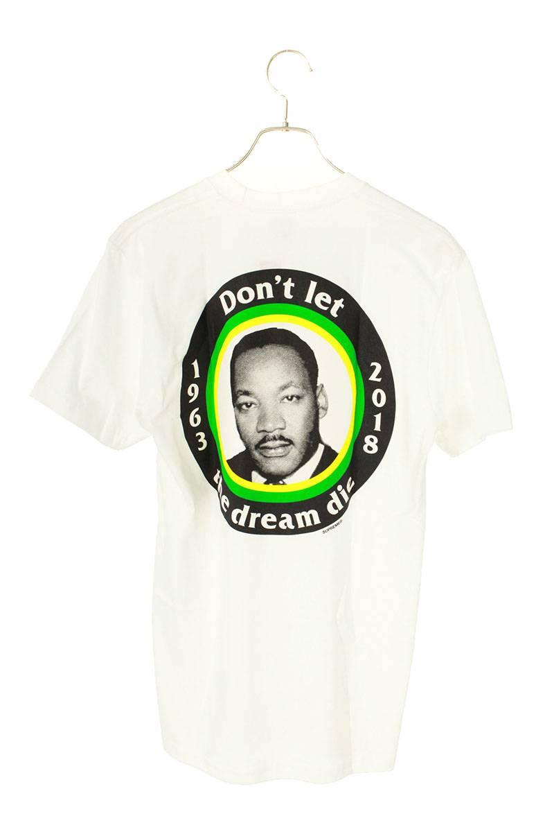 キング牧師プリントTシャツ