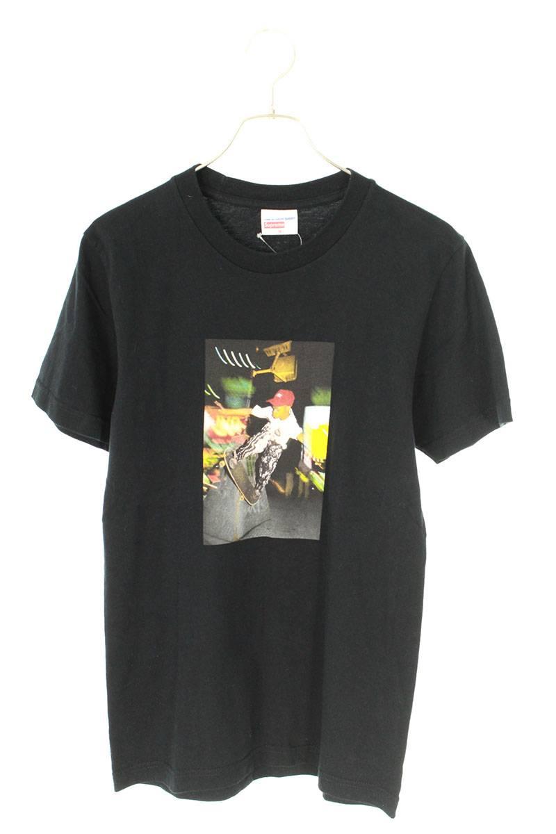ハロルドハンタープリントTシャツ