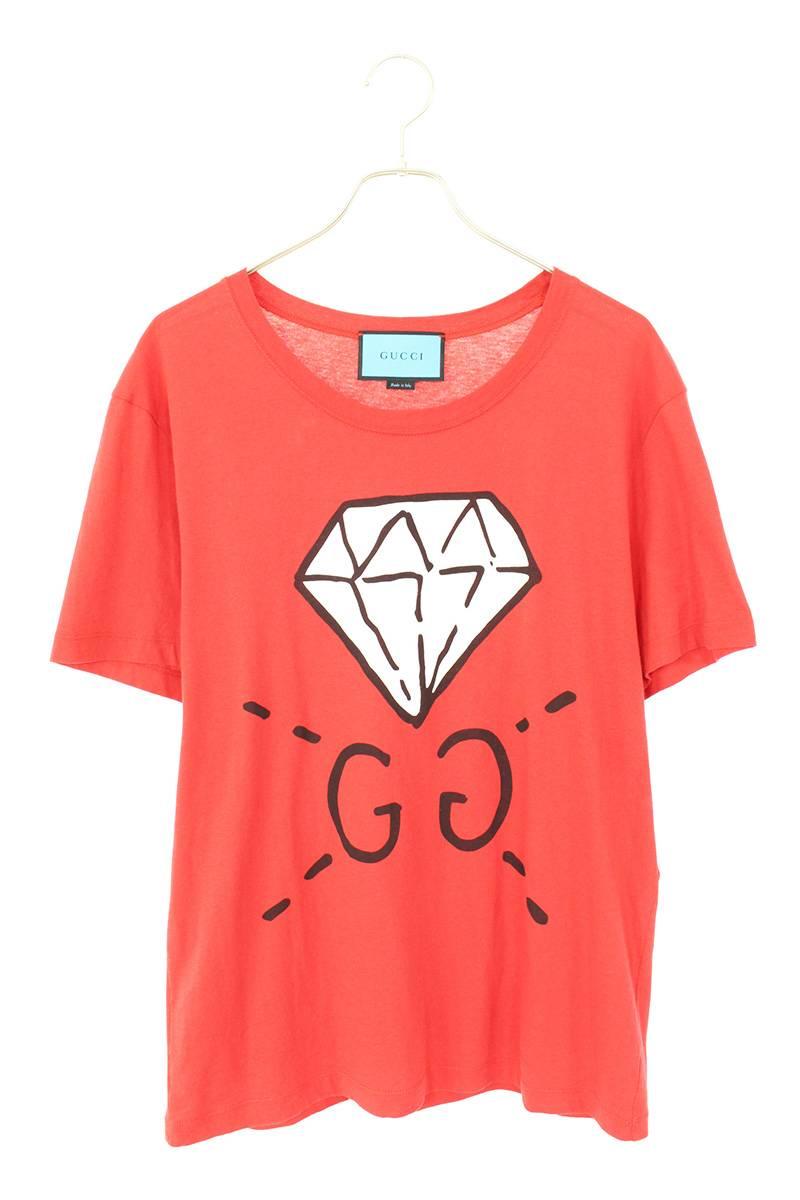 グッチゴーストTシャツ
