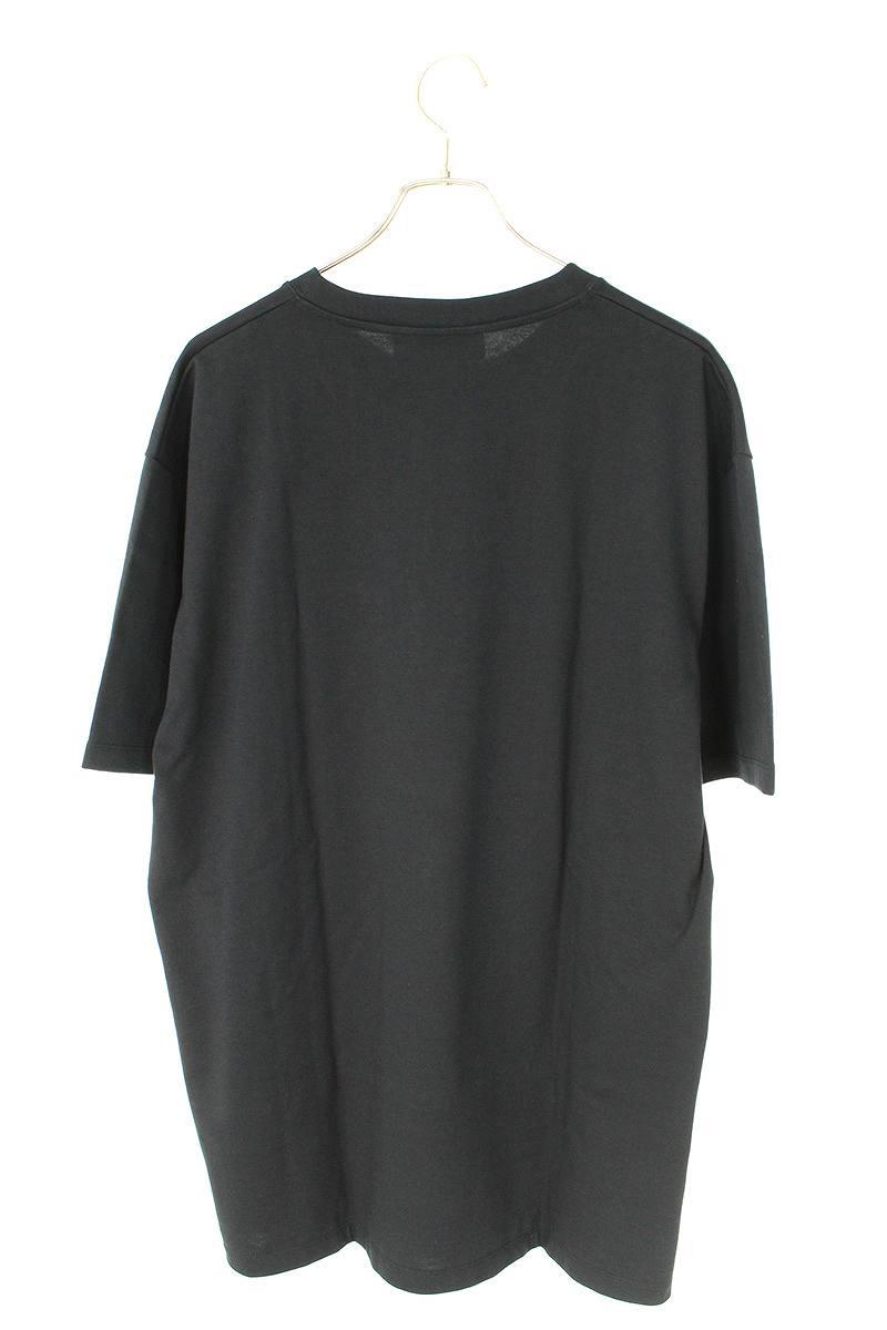 ブレードロゴプリントTシャツ