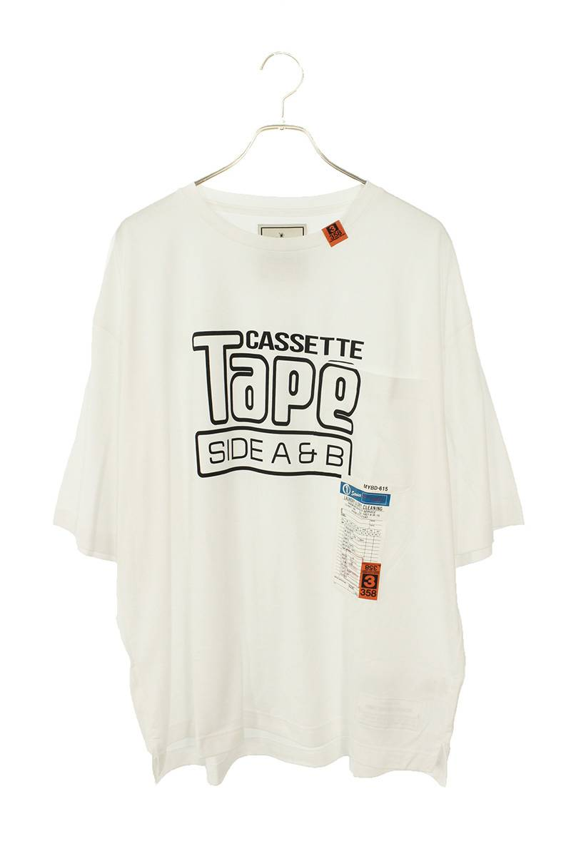 cassette tapeTシャツ