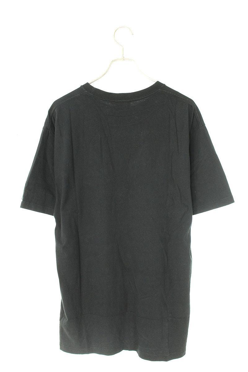 フロントスカルプリントTシャツ