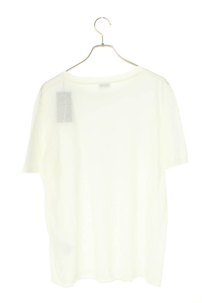 シグネチャーロゴプリントTシャツ