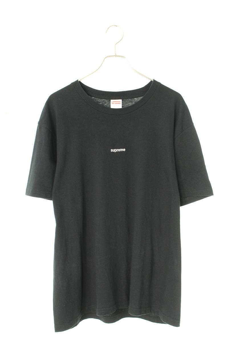 フロント刺繍Tシャツ